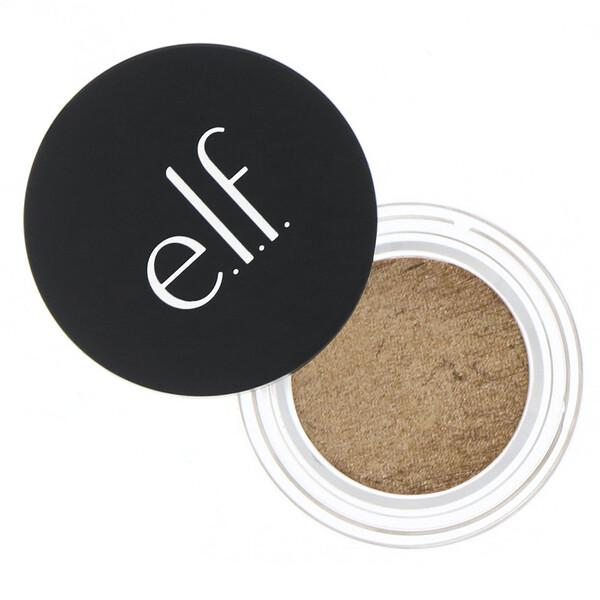 E.L.F., Стойкие блестящие тени для век, Toast, 0,11 унции (3,0 г)
