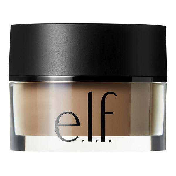 E.L.F., Lock On, крем для бровей и подводка, светло-коричневый, 0,19 унц. (5,5 г) (Discontinued Item)