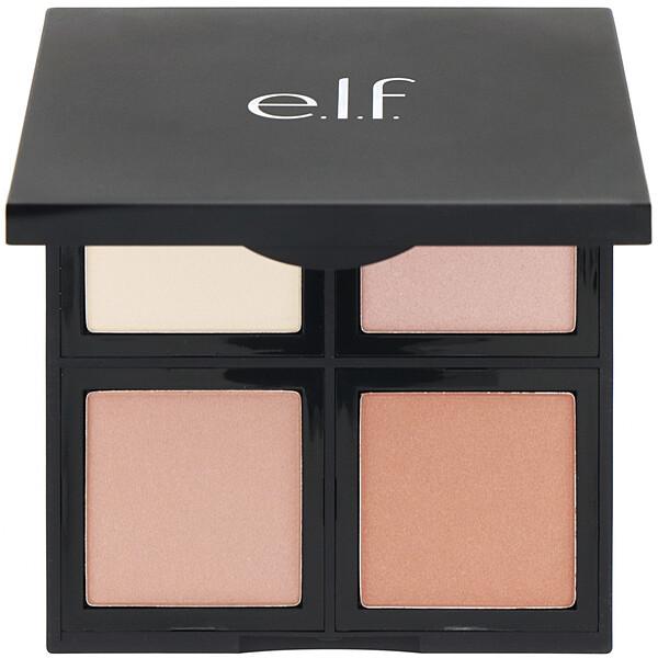 E.L.F., Illuminating Palette, Powder, .56 oz (16 g) (Discontinued Item)