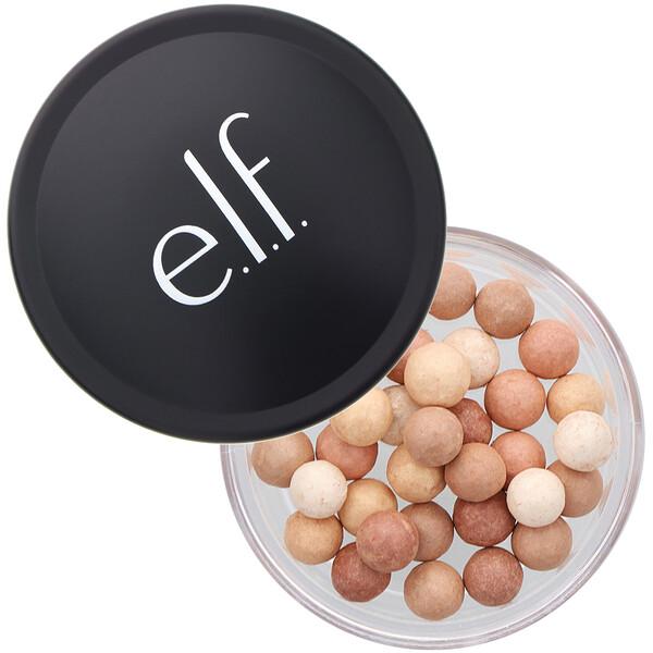 E.L.F., Минеральная пудра в форме жемчужин, натуральная, 0,53 унции (15,12 г) (Discontinued Item)