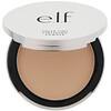 """E.L.F., """"Прекрасно-естественная"""", финишная пудра """"Чистый оттенок"""", светлая/средняя, 0,33 унции (9,4 г)"""