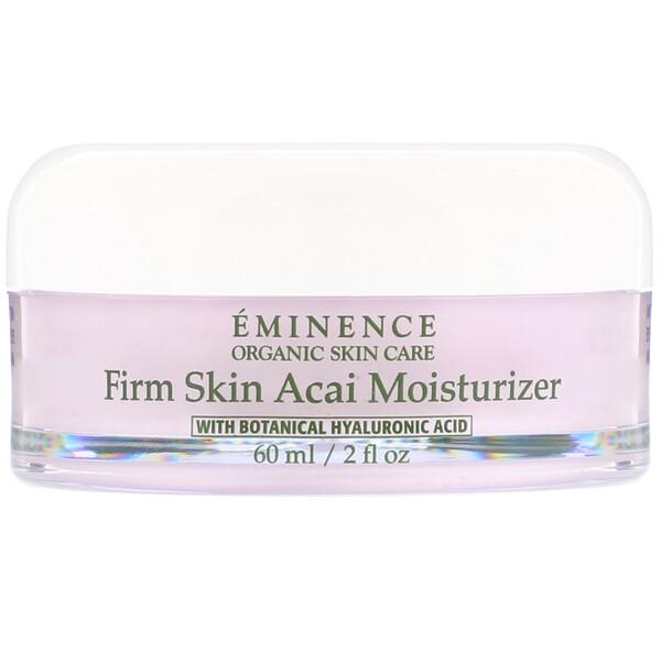 Eminence Organics, Firm Skin Acai Moisturizer, 2 fl oz (60 ml) (Discontinued Item)