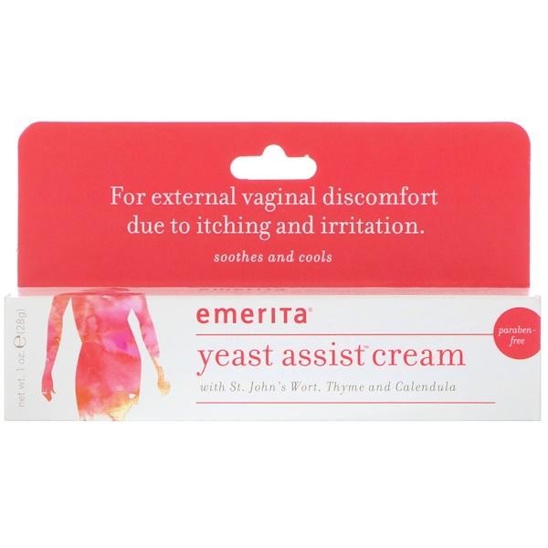 Крем с дрожжами Yeast Assist, 28 г (1 oz)