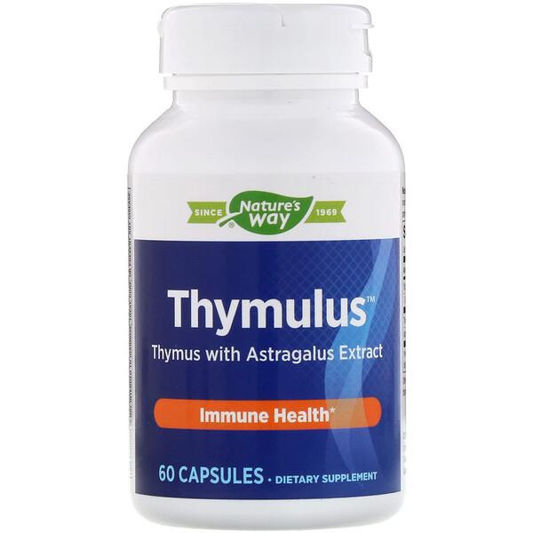 Thymulus, Immune Health, 60 Capsules