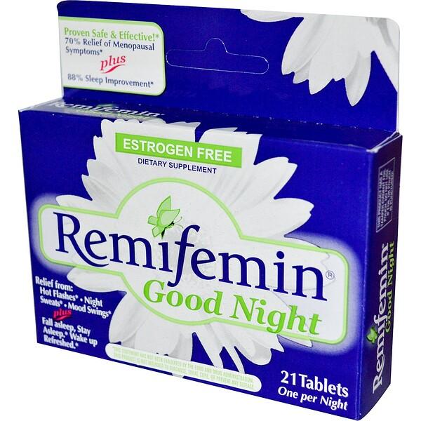 Ремифемин, «Спокойной ночи», 21 таблетка