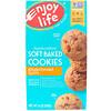 Enjoy Life Foods, Бисквитное печенье с ароматом имбирных пряников, 6 унций (170 г)