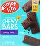 Enjoy Life Foods, Запеченые жевательные батончики, Cocoa Loco, 5 батончиков, 1,15 унц. (33г) каждый