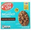 Enjoy Life Foods, Овальный батончик с фруктами и овсянкой, крошка из десертного шоколада с бананом, 5шт., 50г (1,76унции) каждый