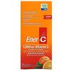 Ener-C, ВитаминC, смесь для приготовления мультивитаминного напитка со вкусом апельсина, 30пакетиков, 260,1г (9,2унции) в каждом