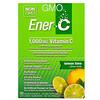 Ener-C, Витамин C, шипучий растворимый порошок для напитка со вкусом лимона и лайма, 30 пакетиков, 10,1 унции (285,6 г)