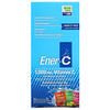Ener-C, ВитаминC, смесь для приготовления мультивитаминного напитка, ассорти, 30пакетиков, 282,9г (9,9унции) в каждом