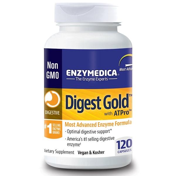 Digest Gold с ATPro, 120 капсул