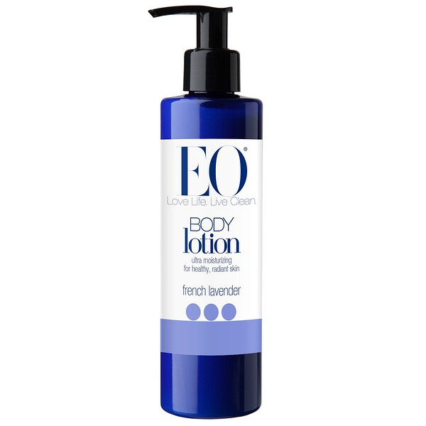EO Products, Лосьон для тела, французская лаванда, 236 мл (8 жидких унций)