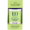 EO Products, Крем-дезодорант, цитрус и шалфей, 53г