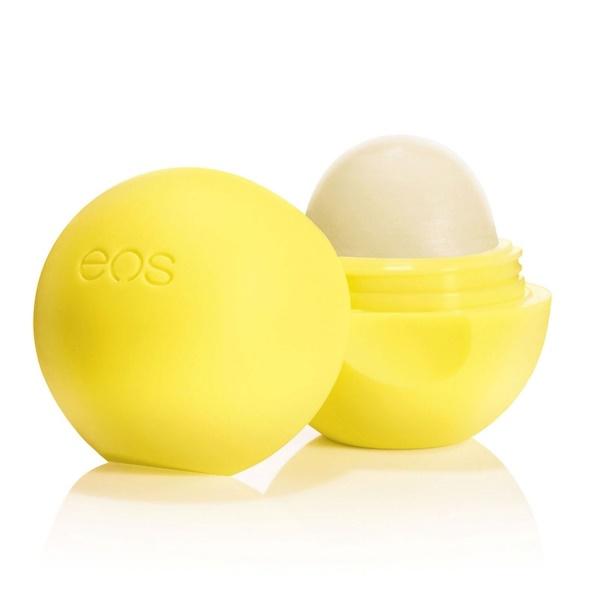 EOS, Бальзам для губ с фотозащитным эффектом 15, капля лимона, .25 унции(7 г) (Discontinued Item)
