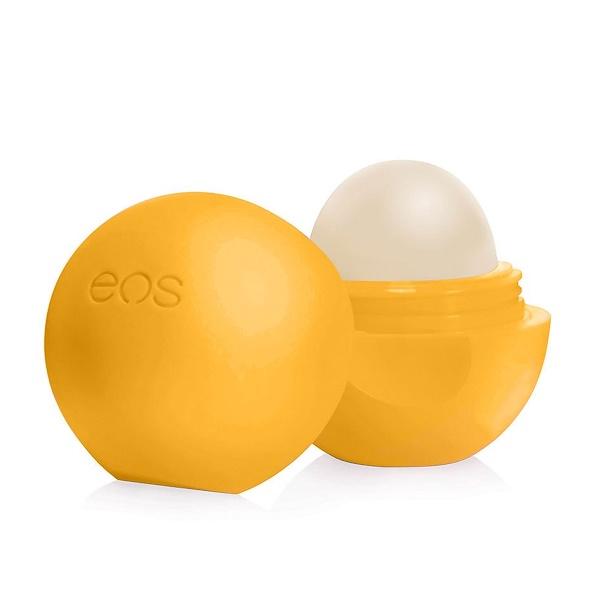 EOS, Лечебный бальзам для губ, мандарин, .25 унции(7 г) (Discontinued Item)