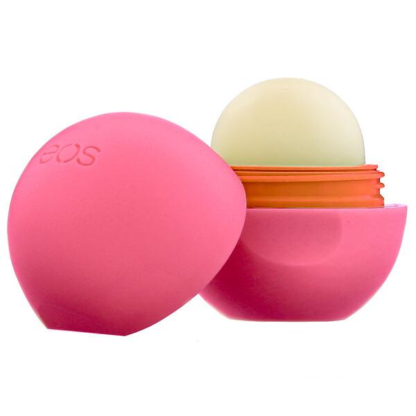 EOS, Super Soft Shea Lip Balm, Strawberry Peach, 0.25 oz (7 g)