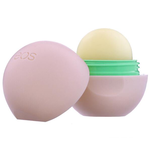 100% Natural Shea Lip Balm, Apricot, 0.25 oz (7 g)