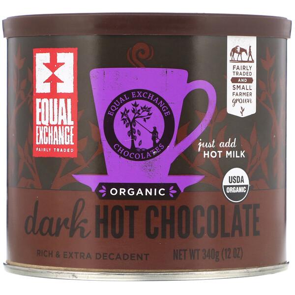 Organic Dark Hot Chocolate, 12 oz (340 g)