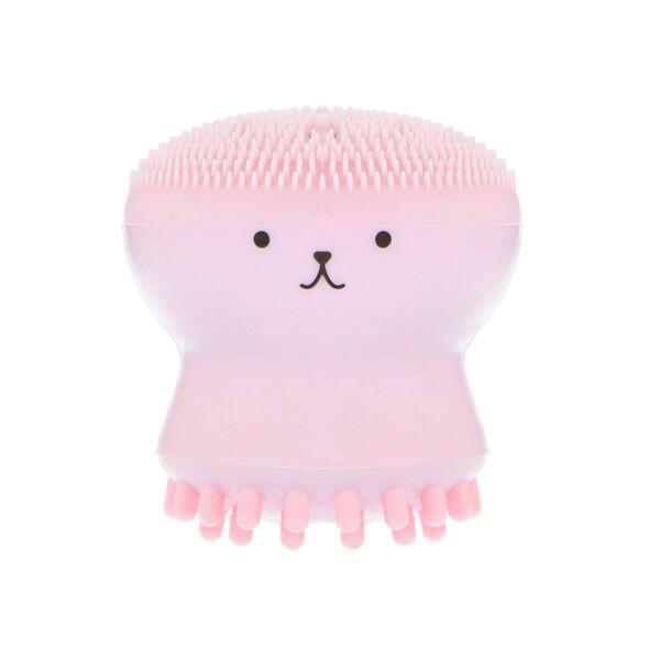 My Beauty Tool, Отшелушивающая силиконовая кисточка Jellyfish, 1 кисточка