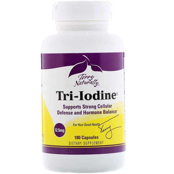Tri-Iodine, 12,5 мг, 180 капсул
