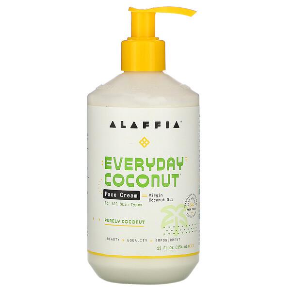 Everyday Coconut, крем для лица с кокосом, 354 мл (12 жидк.унций)