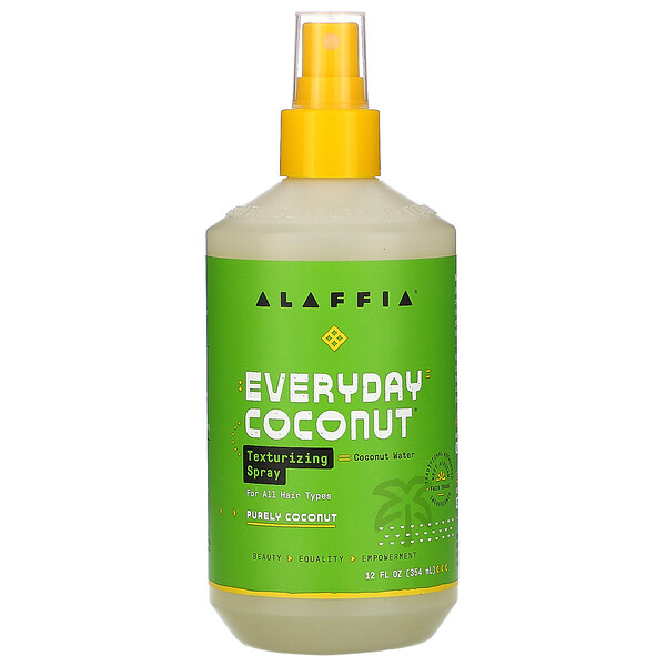 Everyday Coconut, Texturing Spray, Purely Coconut, 12 fl oz (354 ml)