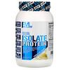 EVLution Nutrition, 100% изолят белка, ванильное мороженое, 726 г (1,6 фунта)