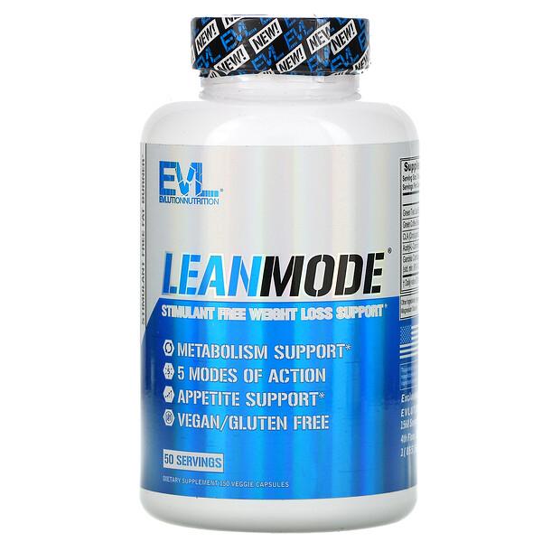 EVLution Nutrition, LeanMode, 150растительных капсул