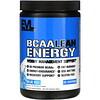EVLution Nutrition, BCAA Lean Energy, со вкусом синей малины, 303 г (10,60 унции)