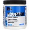EVLution Nutrition, BCAA 5000, Blue Raz, 8.47 oz (240 g)