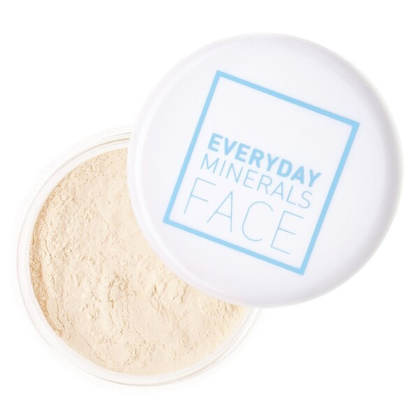 Everyday Minerals, Finishing Powders, Finishing Dust (Discontinued Item)
