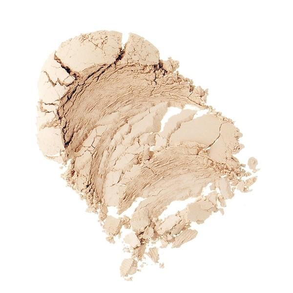 Полуматовая рассыпчатая основа под макияж, Бежевый тон 3N, .17 унций (4.8 г)