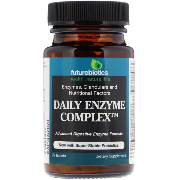 Комплекс ферментов на каждый день, 75 таблеток
