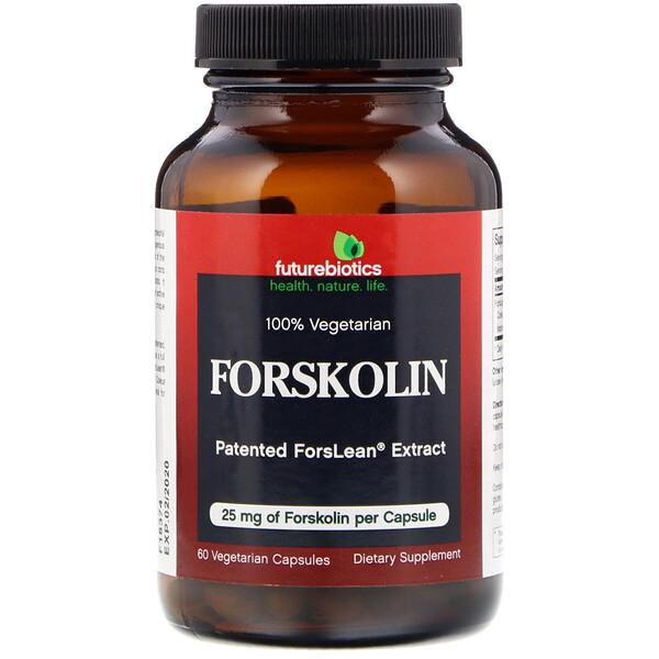 Форсколин 60 вегетарианских капсул