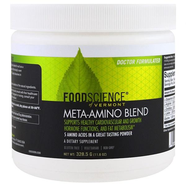Meta-Amino Blend, 328,5 г (11,6 унции)