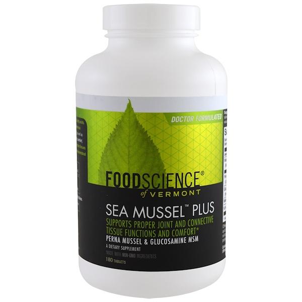 Sea Mussel Plus, 180 таблеток