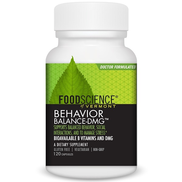 Behavior Balance-DMG, 120 капсул