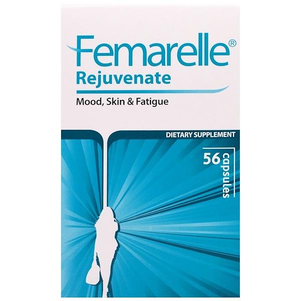 Femarelle, Восстановитель Молодости, 56 капсул (Discontinued Item)