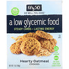 Fifty 50, Low Glycemic Hearty Oatmeal Cookies, 7 oz (198 g)