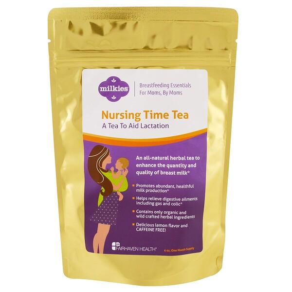 Чай для кормящих грудью женщин, со вкусом лимон, 4 унции