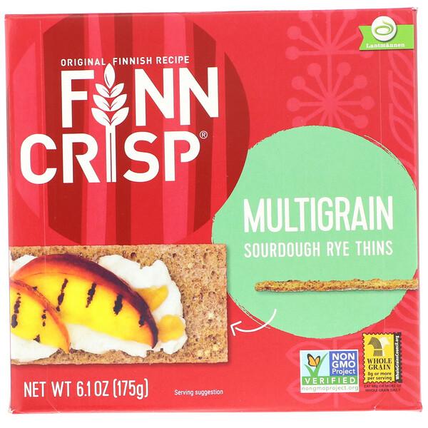 Multigrain Thin Crispbread, 6.2 oz