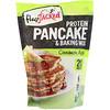 FlapJacked, Протеиновая смесь для блинов и выпечки, вкус яблок с корицей, 12 унций (340 г)