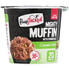 FlapJacked, Mighty Muffin with Probiotics, Cinnamon Apple, 1.94 oz (55 g)