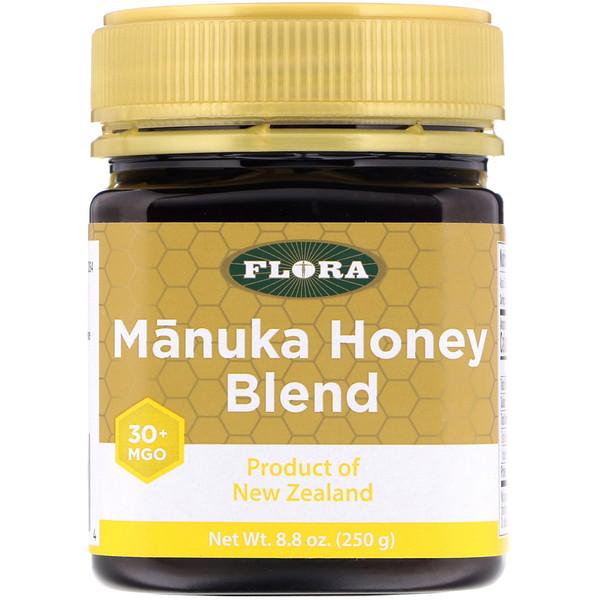 Manuka Honey Blend, MGO 30+, 8.8 oz (250 g)