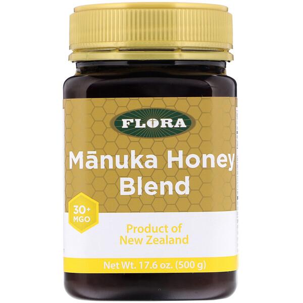 Manuka Honey Blend, MGO 30+, 17.6 oz (500 g)