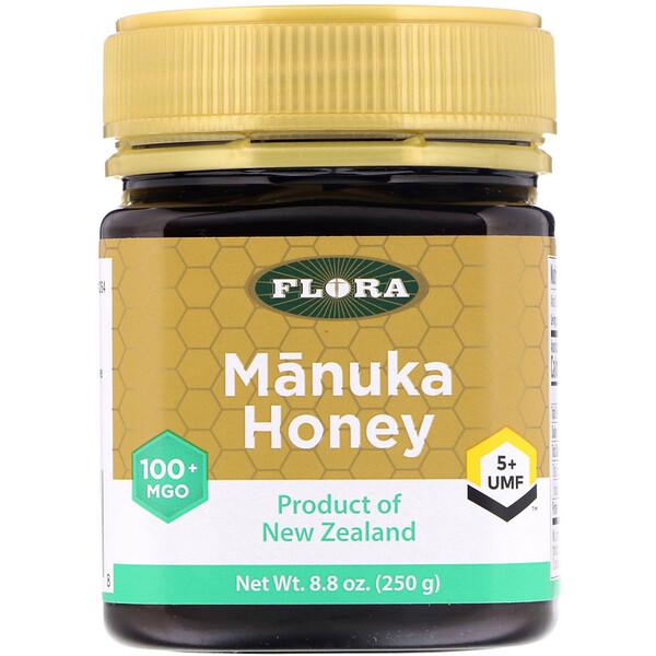 Manuka Honey, MGO 100+, 8.8 oz (250 g)