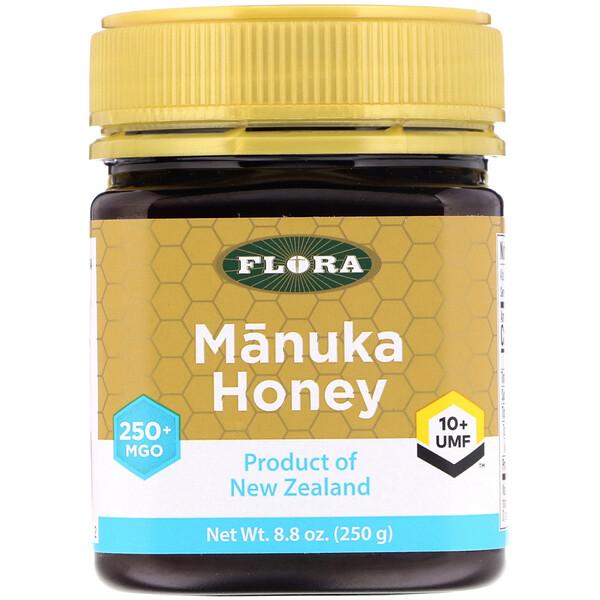 Manuka Honey, MGO 250+, 8.8 oz (250 g)