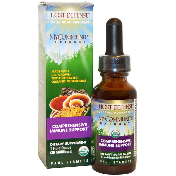 MyCommunity Extract, Comprehensive Immune Support , 1 fl oz (30 ml)