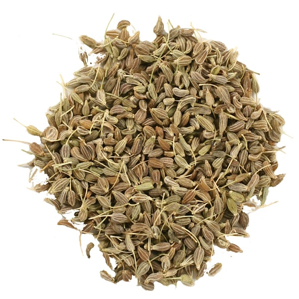 Frontier Natural Products, Whole Anise Seed, 16 oz (453 g) (Discontinued Item)